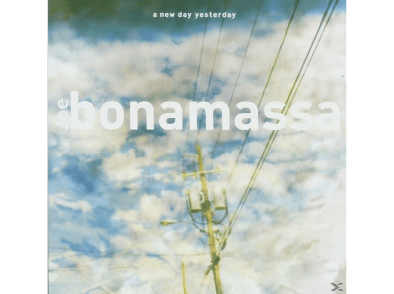 Joe Bonamassa - New Day Yesterday [CD]