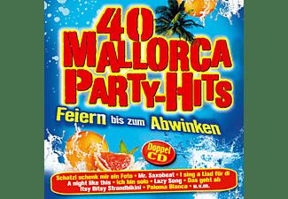 VARIOUS - 40 Mallorca Party-Hits  - (CD)