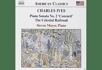 Steven Mayer - Klavieronsate 2  - (CD)