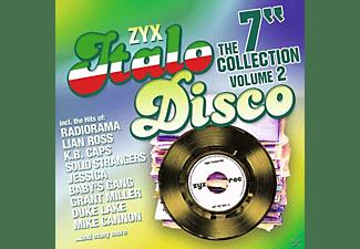 """VARIOUS - Zyx Italo Disco: The 7"""" Collection Vol.2  - (CD)"""