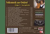 Seespitzler - Volksmusik Aus Osttirol 2 [CD]