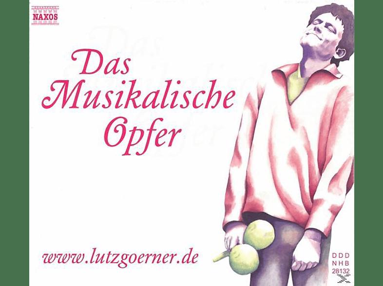 Lutz Görner - Das Musikalische Opfer - (CD)