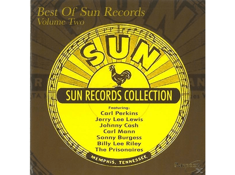 VARIOUS - Best Of Sun Records 2 [CD]