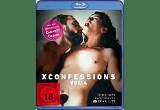 XConfessions 4 Blu-ray