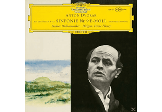 Antonín Dvořák - Aus Der Neuen Welt (Sinfonie 9 E-Moll)  - (Vinyl)
