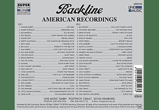 VARIOUS - Backline Vol.340  - (CD)