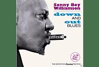 Sonny Boy Williamson - Down And Out Blues+14 Bonus Tracks [CD]