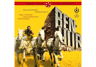 William Wyler - Ben-Hur Ost  - (CD)