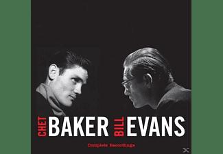 Baker, Chet & Evans, Bill - Complete Recordings (Ltd.180g Vinyl)  - (Vinyl)
