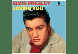 Elvis Presley - Loving You+2 Bonus Tracks (Ltd.180g Vinyl)  - (Vinyl)