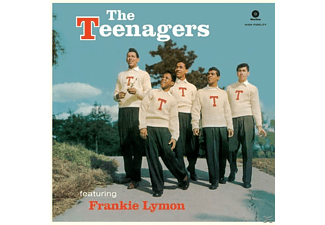 Frankie Lymon & The Teenagers - Featurnig Frankie Lymon+2 Bonus Tracks (Ltd.  - (Vinyl)