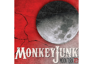 Money Junk - Moon Turn Red  - (CD)