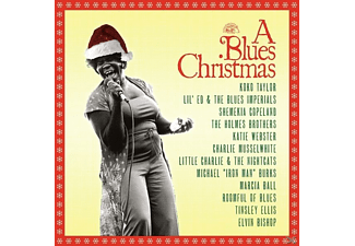 VARIOUS - A Blues Christmas (120g Vinyl)  - (Vinyl)