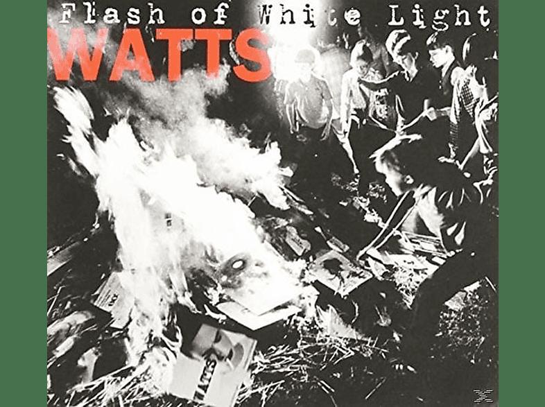 Watts - Flash Of White Light [CD]