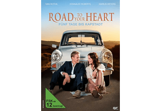 Road to your Heart - Fünf Tage bis Kapstadt DVD