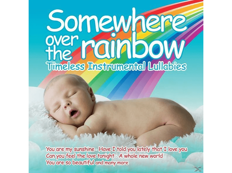 VARIOUS - Somewhere Over The Rainbow-Tim [CD]