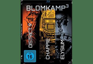 Chappie/District 9/Elysium (Steelbook) Blu-ray