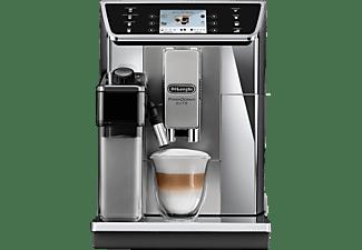 DELONGHI PrimaDonna Elite ECAM 656.55.MS Kaffeevollautomat Edelstahl/Schwarz