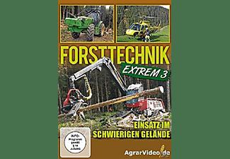Forsttechnik - Extrem 3: Einsatz im schwierigen Gelände DVD