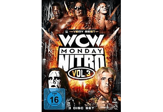 WWE - The Very Best of WCW Monday Nitro - Vol. 3 DVD