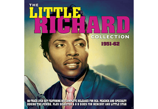 Little Richard - The Little Richard Collection 1951-62  - (CD)