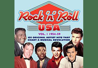 VARIOUS - Rock 'n' Roll Usa Vol.1 1954-59  - (CD)