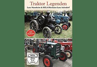 Traktor Legenden - Lanz Mannheim & HELA / Hermann Lanz Aulendorf DVD