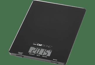 CLATRONIC KW 3626 Küchenwaage (Max. Tragkraft: 5 kg, Standwaage)