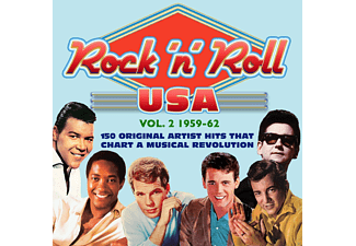 VARIOUS - Rock 'n' Roll Usa Vol.2 1959-62  - (CD)