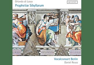 Vocalconsort Berlin, Daniel Reuss - Prophetiae Sibyllarum  - (CD)