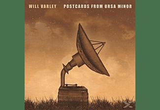 Will Varley - Postcards From Ursa Minor  - (CD)