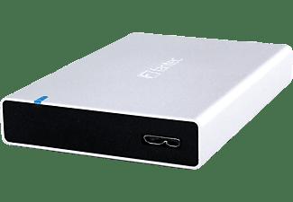 FANTEC 1785 ALU15 MMU3 6G+UASP, Festplattengehäuse, 0 GB, 2,5 Zoll, extern