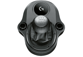 Palanca de cambios - Logitech Driving Force Shifter, Para G29 y G920, 6 velocidades