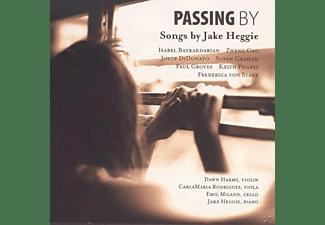 Jake Heggie, VARIOUS - Passing By-Songs By Jake Heggie  - (CD)