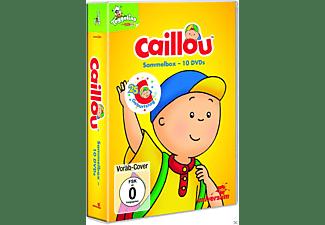 Caillou Sammel-Box DVD