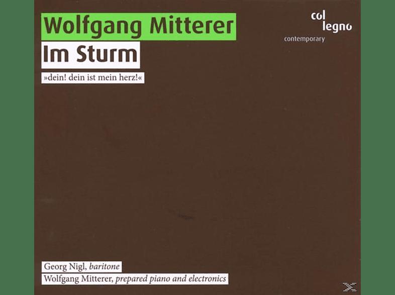 Wolfgang Mitterer - Im Sturm [CD]