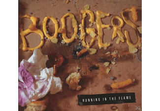 Boogers - Running In The Flame - (CD)