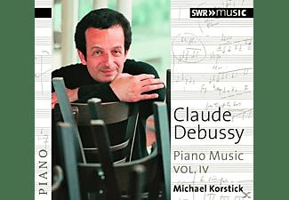 Michael Korstick - Klaviermusik, Vol.4  - (CD)