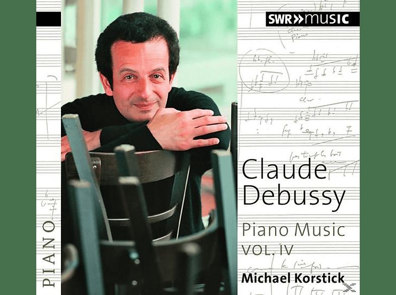 Michael Korstick - Klaviermusik, Vol.4 [CD]
