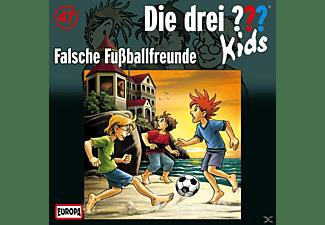 Die Drei ??? Kids - Die drei ??? Kids 47: Falsche Fußballfreunde  - (CD)