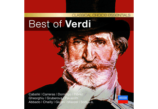 VARIOUS - BEST OF VERDI - (CD)