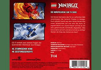 Lego Ninjago - Masters Of Spinjitzu - Lego Ninjago (CD 17)  - (CD)