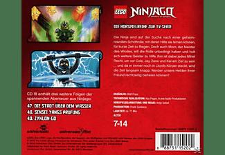 Lego Ninjago - Masters Of Spinjitzu - Lego Ninjago (CD 18)  - (CD)