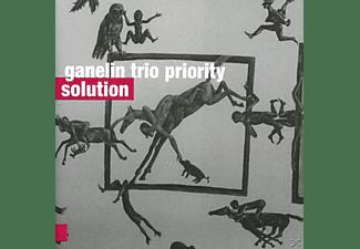 Ganelin Trio Priority - Solution  - (CD)
