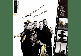 Vertige Brass Quintet - Courts métrages  - (CD)