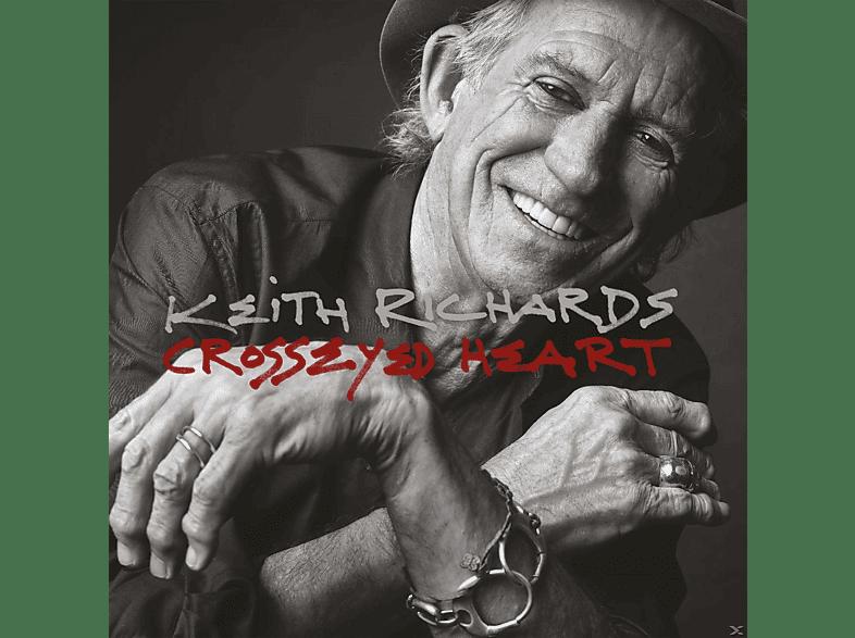 Keith Richards - Crosseyed Heart CD