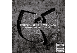 Wu-Tang Clan - LEGEND OF THE WU-TANG - WU-TANG CLAN S GREATEST HI  - (CD)