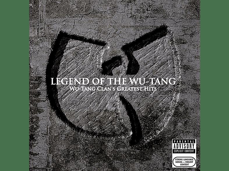 Wu-Tang Clan - LEGEND OF THE WU-TANG - WU-TANG CLAN S GREATEST HI [CD]