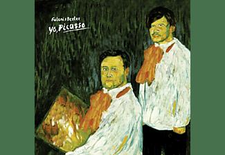 Fatoni, Dexter - Yo, Picasso (Ltd.Fan Edt.T-Shirt Größe L)  - (CD)