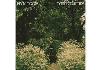 Martin Courtney - Many Moons (Lp+Mp3)  - (LP + Download)